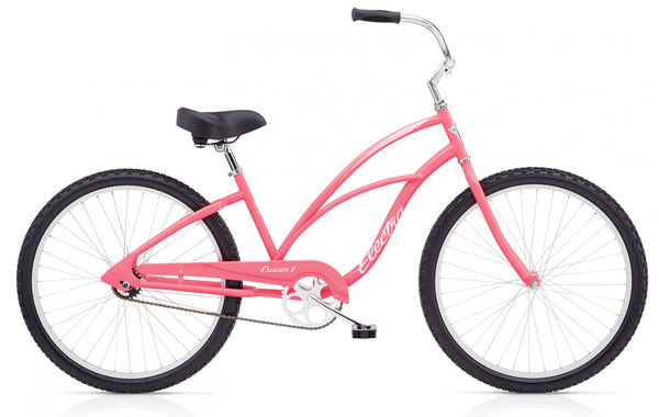 "Cruiser 1 Ladies' 24"" Pink"