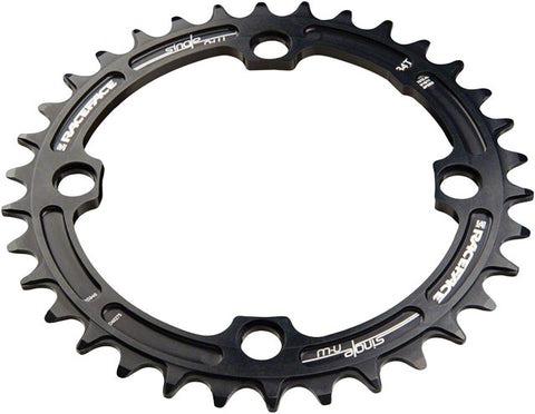 Race Face Narrow-Wide Single Ring 38t x 104 Black