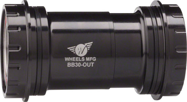 Wheels Manufacturing PF 30 to Shimano Bottom Bracket (Threaded Sleeve)