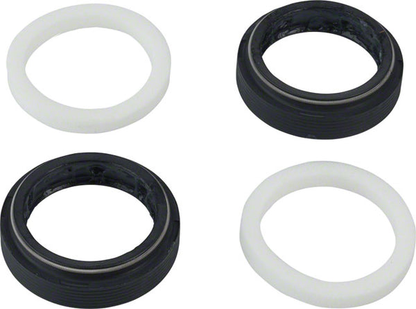 RockShox Pike / Lyrik B1 / Yari / BoXXer Dust Seal and Foam Ring, Black 35mm SKF Seal, 6mm Foam Ring