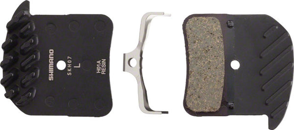 Shimano H01A Resin Pad and Spring, Finned, Saint and Zee
