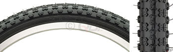 Kenda K50 BMX Tire 20x2.125 Steel Bead Black