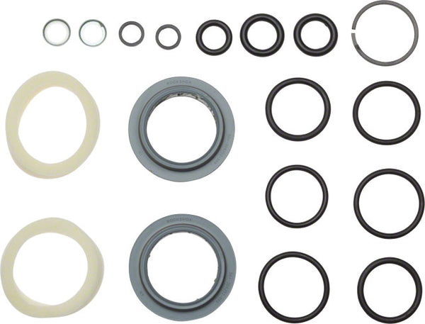 RockShox Fork Service Kit, Basic: includes dust seals, foam rings, O- ring seals, Argyle Solo Air (2012-2016)