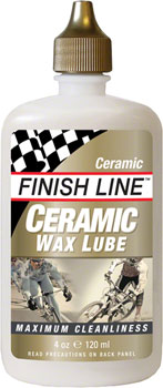 Finish Line Ceramic Wax Lube, 4oz Drip