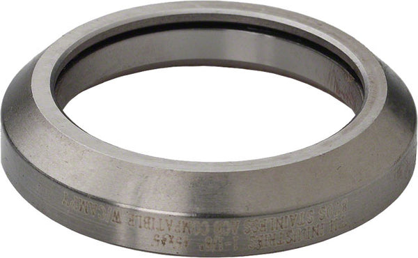FSA Micro ACBBlue/Gray Seal Headset Bearing 45x45 Stainless 1-1/8""