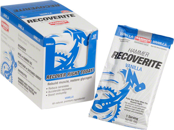 Hammer Recoverite Single Drink Packet