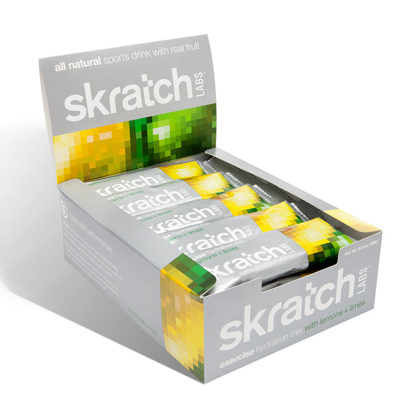 Skratch Labs Exercise Drink Mix, Box of 20: