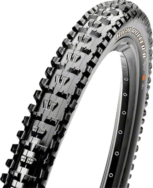 Maxxis High Roller II Tire Black 27. 5 x 2.30 EXO Tubeless Ready Tire