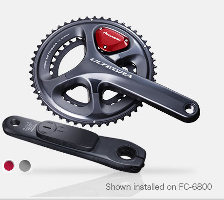 Pioneer Dual Leg Power Meter for Consumer Supplied Cranks
