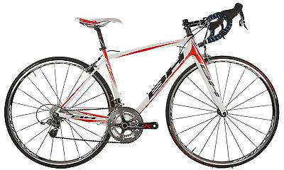 BH Ultralight RC SRAM Force White/Red Medium