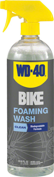 WD-40 1L Bike Foaming Wash single