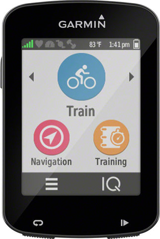 Garmin GPS Cycling Computer Edge 820: Black