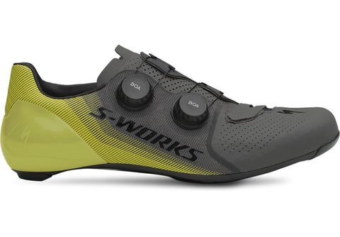 S-WORKS 7 ROAD SHOE ION CHARCOAL, NEW RELEASE!