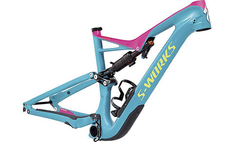 S-WORKS STUMPJUMPER FSR CARBON 650B FRM
