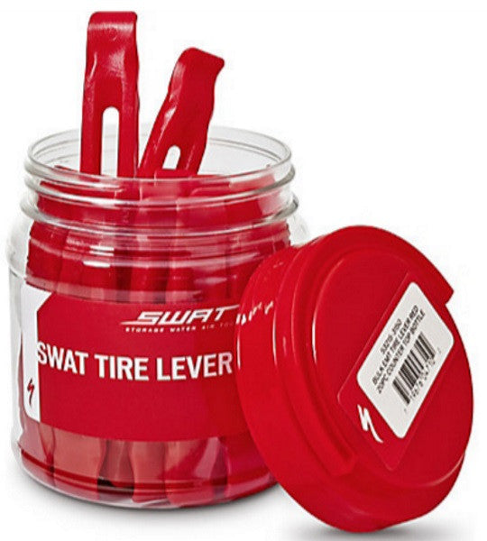 SWAT TIRE LEVER RED single