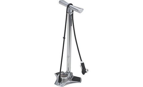 AIR TOOL PRO FLOOR PUMP POLISHED