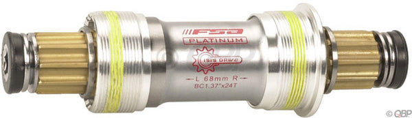68x118mm ISIS BB Bottom Bracket FSA Platinum