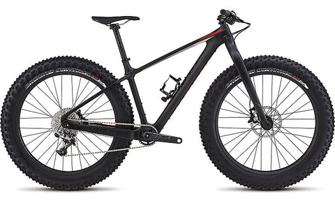 S-WORKS FATBOY CARBON CARB/BLK/RKTRED
