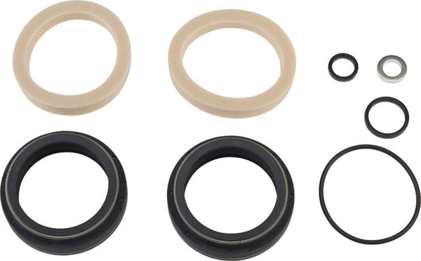 Fox 34mm Dust Wiper Kit, 20-wt Gold, No Flange
