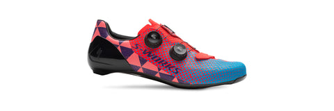 S-Works 7 Road Shoes - Red Hook Crit