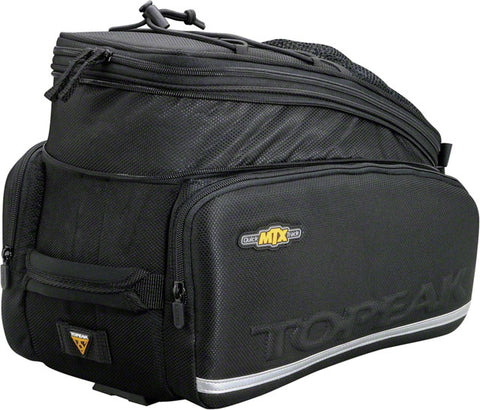 Topeak MTX TrunkBag DX Rack Bag: Black