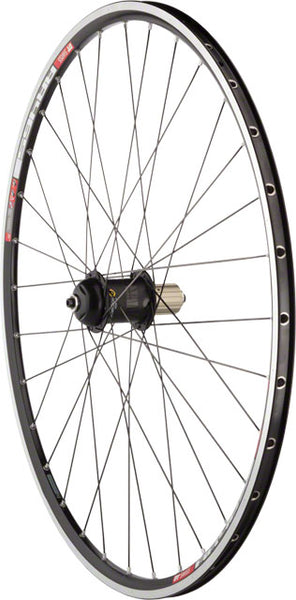 Handspun Power Series 6 Rear Wheel 700c 32h PowerTap G3 Silver / DT RR465 / DT Competition All Black
