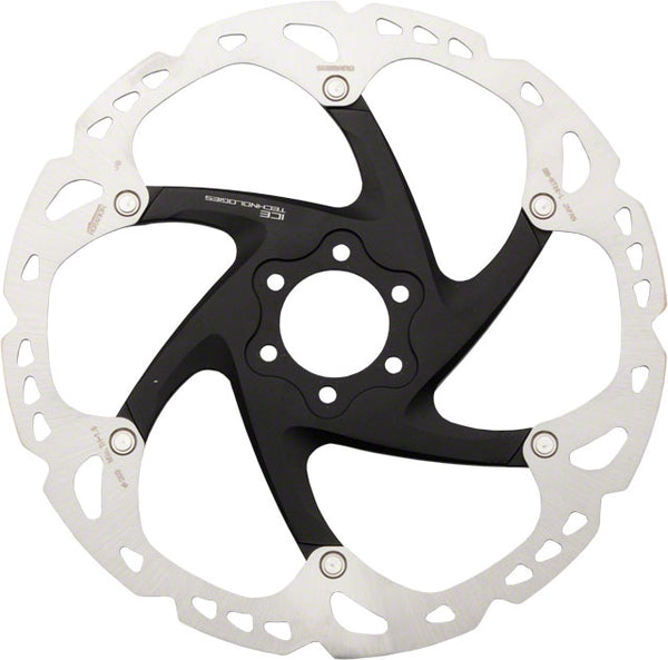 Shimano XT RT86L IceTech 203mm 6-Bolt Rotor