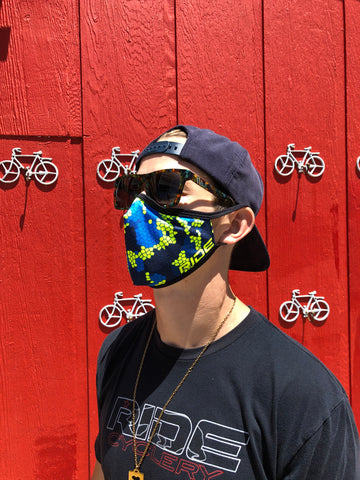 COVID-19 RIDE Mask (Buy One - Donate One)