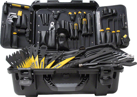 Pedro's Master Tool Kit 3.0 Includes 64 Tools