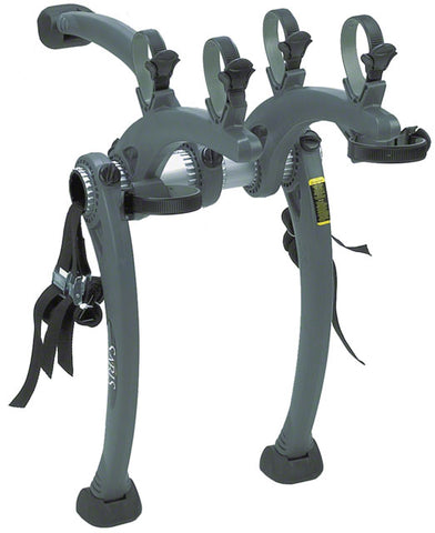 Saris 805 Bones 2-Bike Trunk Rack Gray