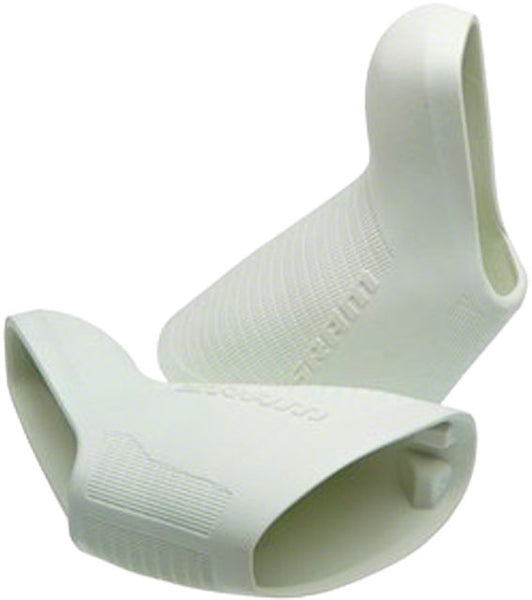 SRAM Red Hood Covers Textured White