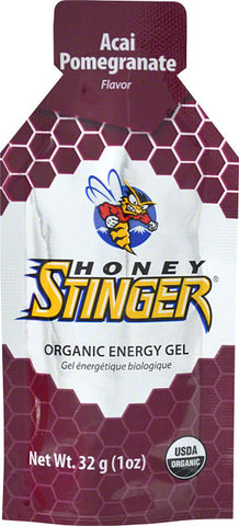 Honey Stinger Organic Energy Gel Single