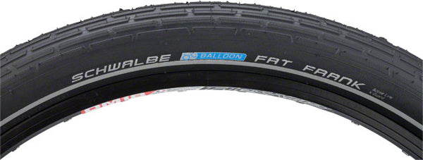 Schwalbe Fat Frank 26x2.35 Black Wire