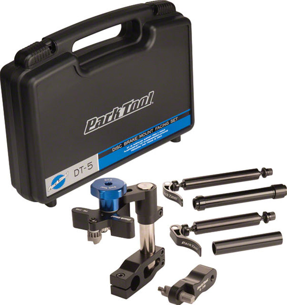 Park Tool DT-5 Disc Brake Mount Facing Set