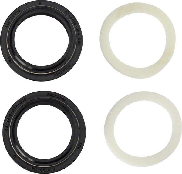 RockShox SID A1-A3 / Reba A2-A3 Dust Seal / Foam Ring Black 32mm Seal 5mm Foam Ring