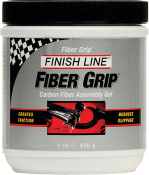 Finish Line Fiber Grip: 1 lb Tub