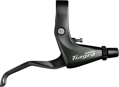 Shimano Tiagra 4700 Flat Bar Road Brake Lever Set, Black