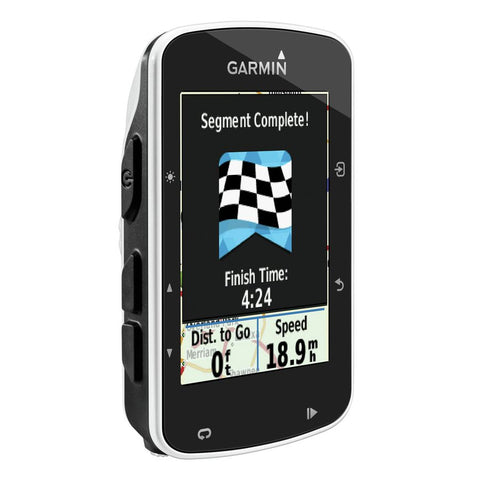 Garmin GPS Cycling Computer Edge 520: Black