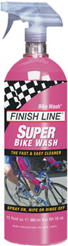 Finish Line Super Bike Wash: 34 oz. Hand Spray Bottle