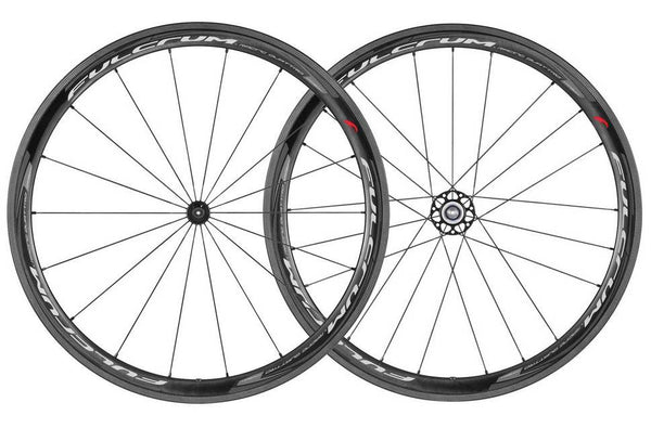 Fulcrum Racing Quattro Carbon Disc/ Centerlock/ QCK,RLS/ Shimano/Sram/ Clincher wheels set