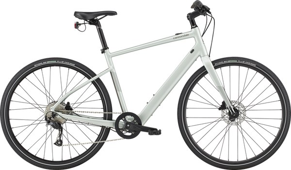 Cannondale Quick Neo 2 - Silver - Large (IA96286)