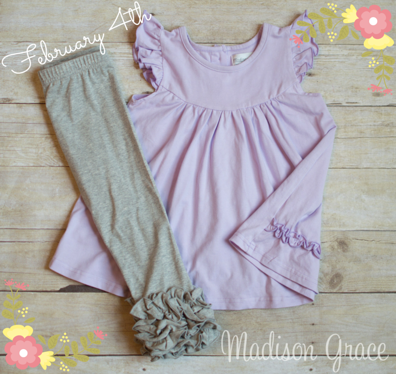 Lilac Pearl + T-Shirt Gray Icings