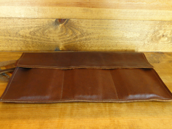 Leather Tool Roll