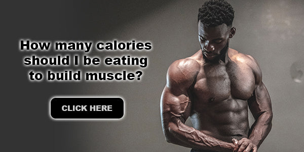 How many calories to build muscle