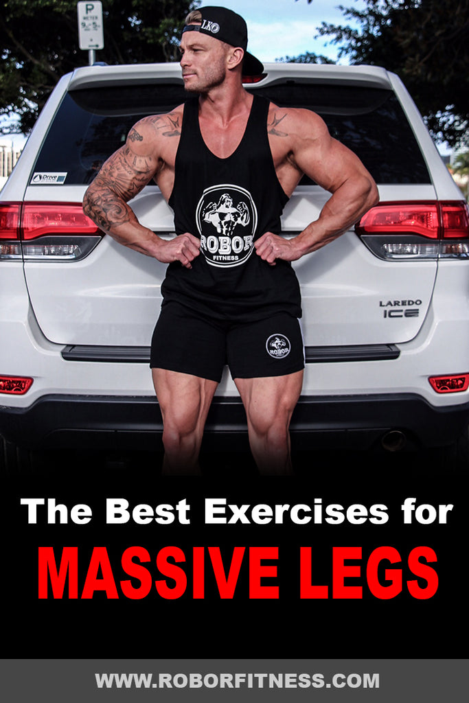 Exercises to build leg muscle