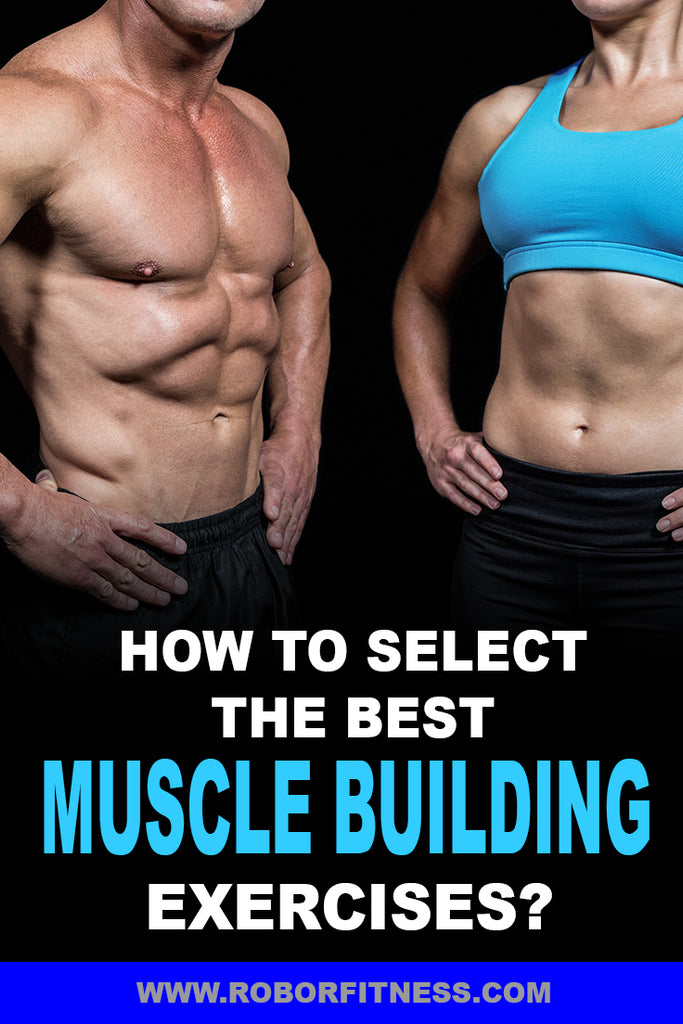 Exercises for building muscle mass
