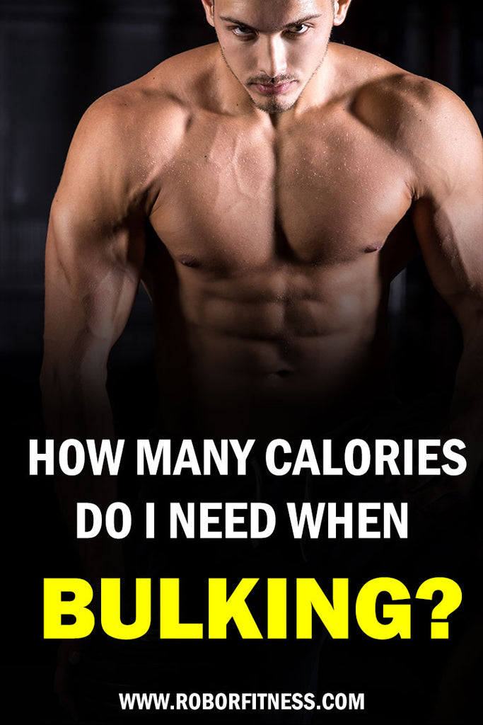 how many calories do i need to put on muscle