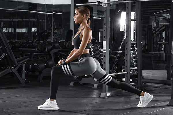butt workout with weights