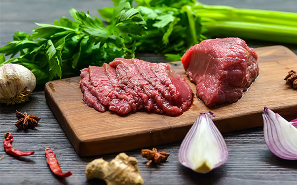 foods to eat when losing weight - beef