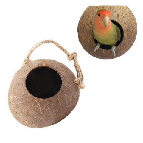 Nido Natural para Pajaros/Gourd Bird House